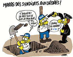 caricature charb